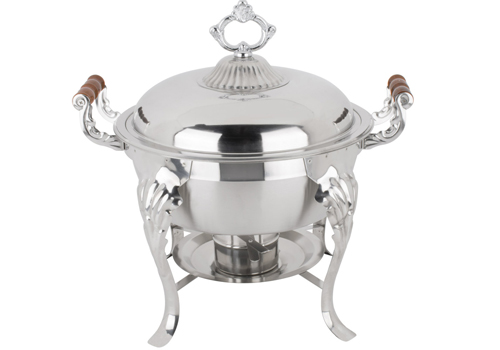 5 Qt. Round Chafer (Food Wamer) Image