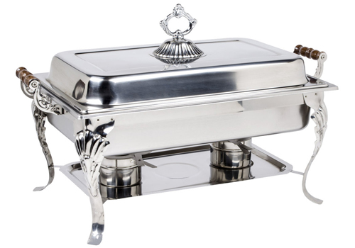 8 Qt. Chafer (Food Warmer) Image
