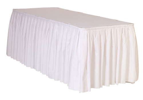 Table Skirting Image