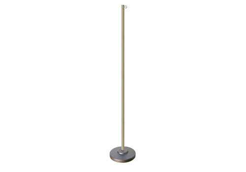 Free Standing Poles Image