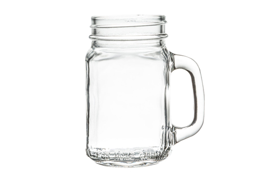 16 oz. Mason Jar Mugs Image