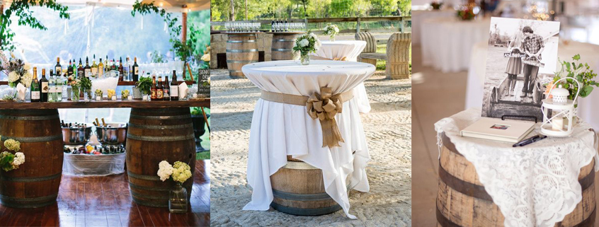 wine-barrels-wedding-decor