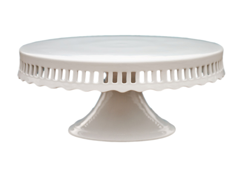 Skirted Cake Stand Image
