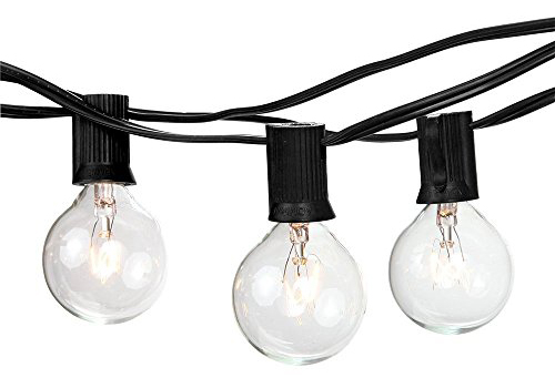 Globe String Lights Image