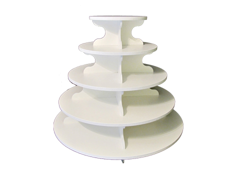 Cupcake Stand (5 Tiers) Image