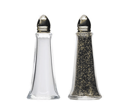Tower Salt and Pepper Shakers Image